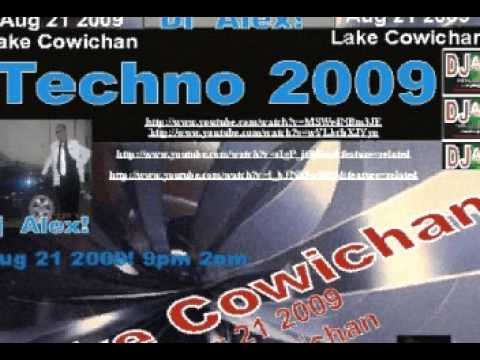 2011 new music Dj Alex  Start again Omen #9 2009 Techno mix