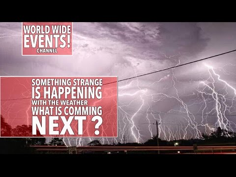 EXTREME WEATHER EVENTS WORLD WIDE 2016