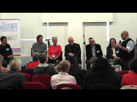 Pt16: Our ambition to spread recovery stories further - Towards Recovery Conference 2014