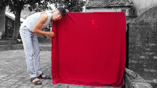 PHD | 24H Sống Trong Căn Phòng Màu Sắc | Live In Color Red For 24 Hours