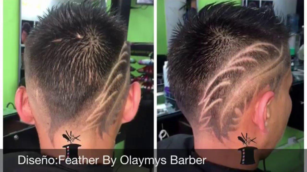 Cortes con dise os en el pelo youtube for Disenos de pelo