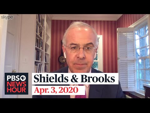 Shields And Brooks On Political Lessons From COVID-19