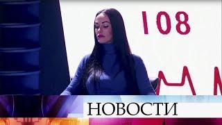 В программе «Насамом деле»— шоумен С.Меньщиков иего жена, которые обвиняют друг друга в измене.
