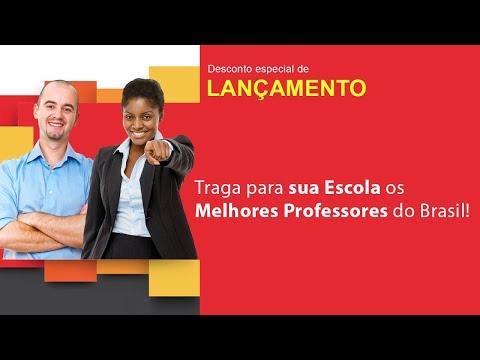Lançamento Série Professor Eventual - Traga para a sua Escola os Melhores Professores do Brasil!