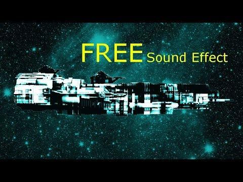 Spaceship Takeoff Sound Effect - Royalty Free!
