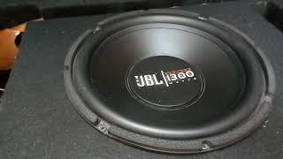 Jbl gtx 1300 bass i love you