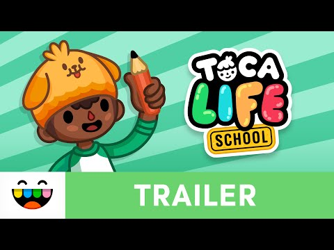 Download Toca Life:School for free this week [Best Game for your Kid]