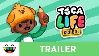 Toca Life: School | Gameplay Trailer | @TocaBoca