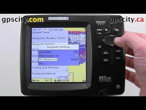 Navigation Setup On The Humminbird 597ci HD