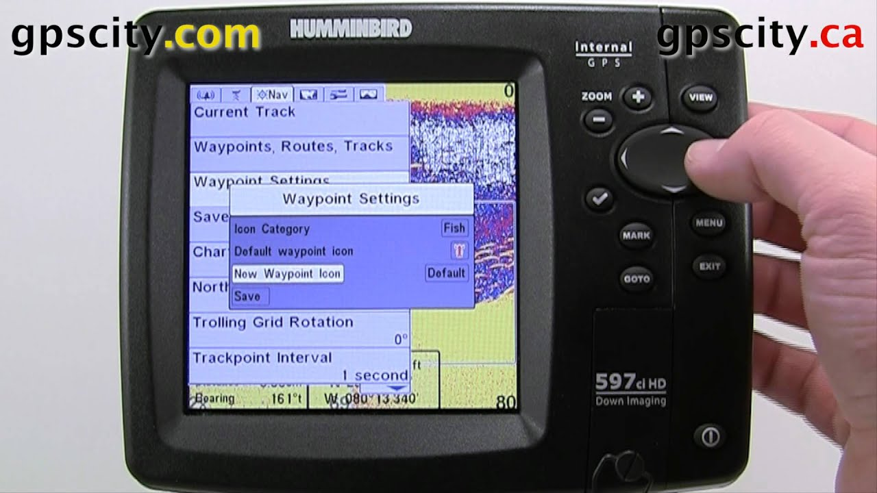 maxresdefault navigation setup on the humminbird 597ci hd youtube humminbird 598ci hd si installation manual at highcare.asia