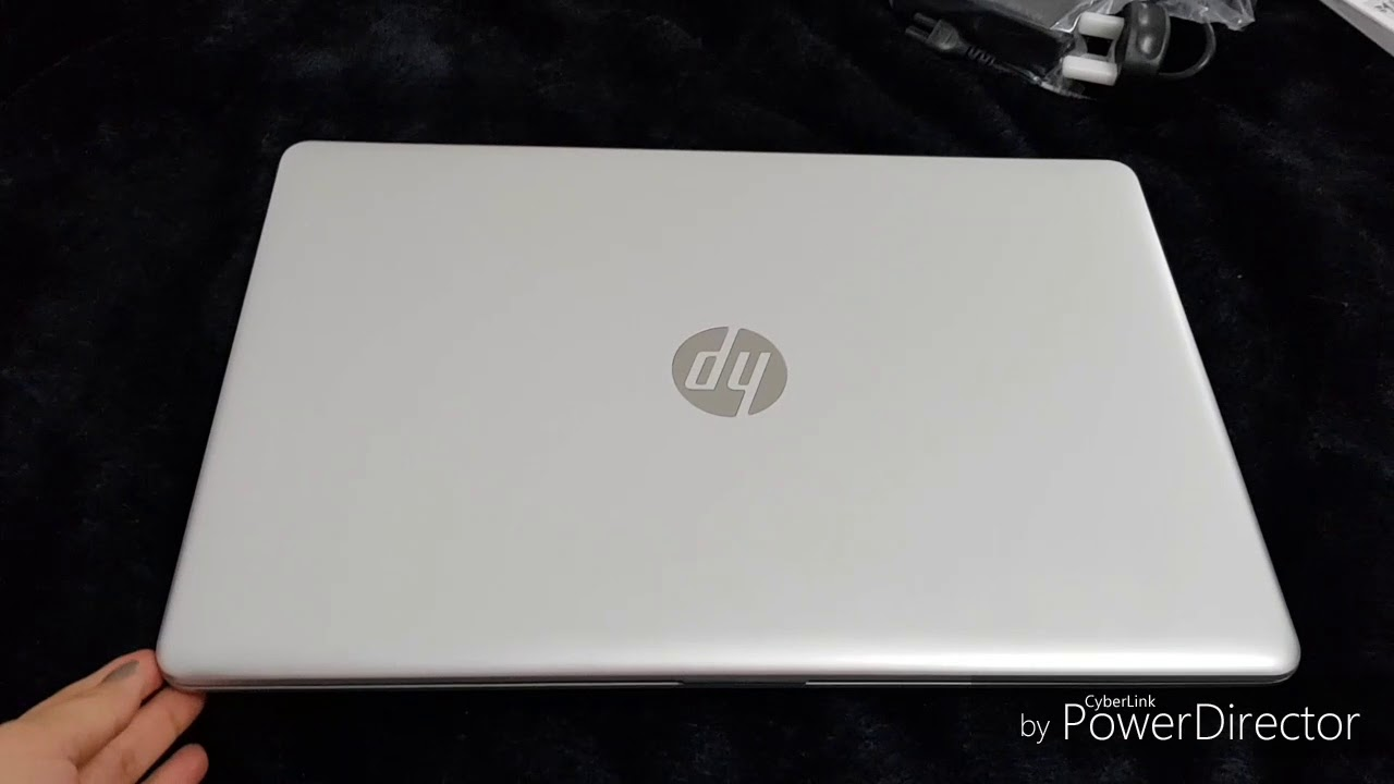 Unboxing hp i7 laptop 2018