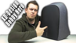 Лучший рюкзак от XD Design!? Bobby Hero!