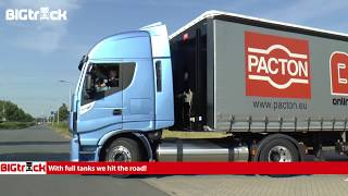 Iveco Stralis NP LNG Truck