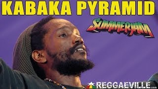 Kabaka Pyramid - Ready Fi Di Road @ SummerJam 2014