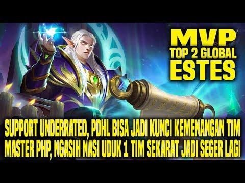 Hal Yang Gw Pelajari Dari Top 2 Global ESTES MVP • Mobile Legends Indonesia