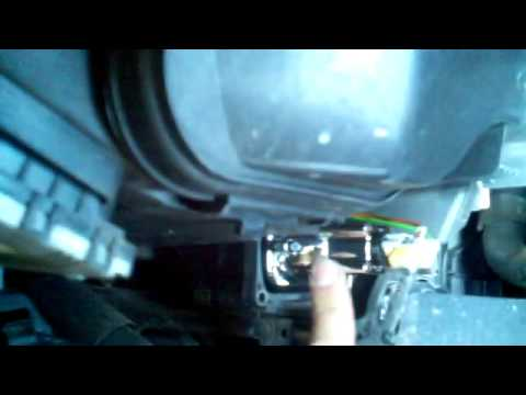 Bmw Halo Bulb Drl And Fog Light Replacement 3 Series E90