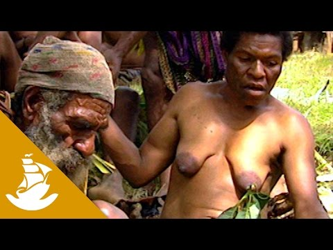 Food Distribution in Papua New Guinea Tribes