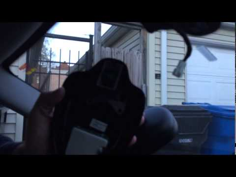 How to replace a 2002 Jaguar S-type Rearview Mirror