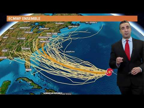 Tropics Update: Tracking Florence, other tropical systems Friday, September 7, 2018