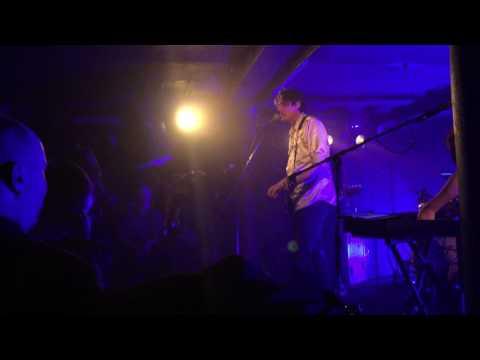 Die Sterne - Sturm über der Hallig Live @ Lagerhaus Bremen 09.02.17
