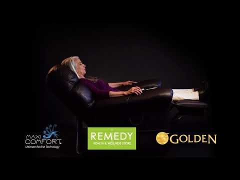 Not All Lift Recliner Chairs Are Equal - MaxiComfort Luxury by Golden Technologies
