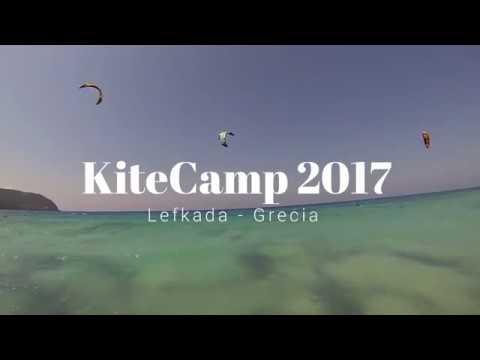 Summer KiteCamp 2017 : Lefkada ( Grecia )