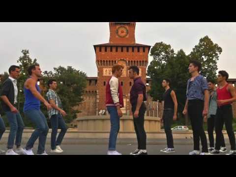 """VIDEO PROMO DEL MUSICAL """"WEST SIDE STORY"""" AL TEATRO MANZONI DI MILANO - 27.9.2016"""