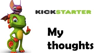 My thoughts on Yooka-Laylee and Kickstarter | Subject Saturday