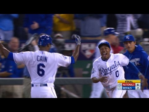 5/3/16: Royals walk off on Cain