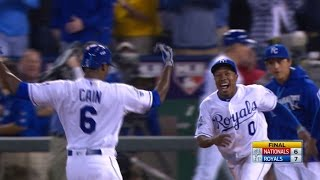 5/3/16: Royals walk off on Cain's single in the 9th