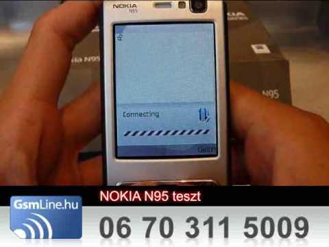 5267208a36da Nokia N95 - mobiltelefon leírások, tesztek - Telefonguru