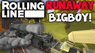 New Locomotive & Smoke Effects! - Toy Train Simulator Rolling Line Vr - Eastern Kentucky Sub