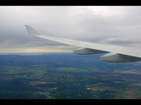 Landing at Tunis TUN with Saudia