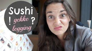GEKKE LEGGING & SUSHI | IKVROUWVANJOU.NL