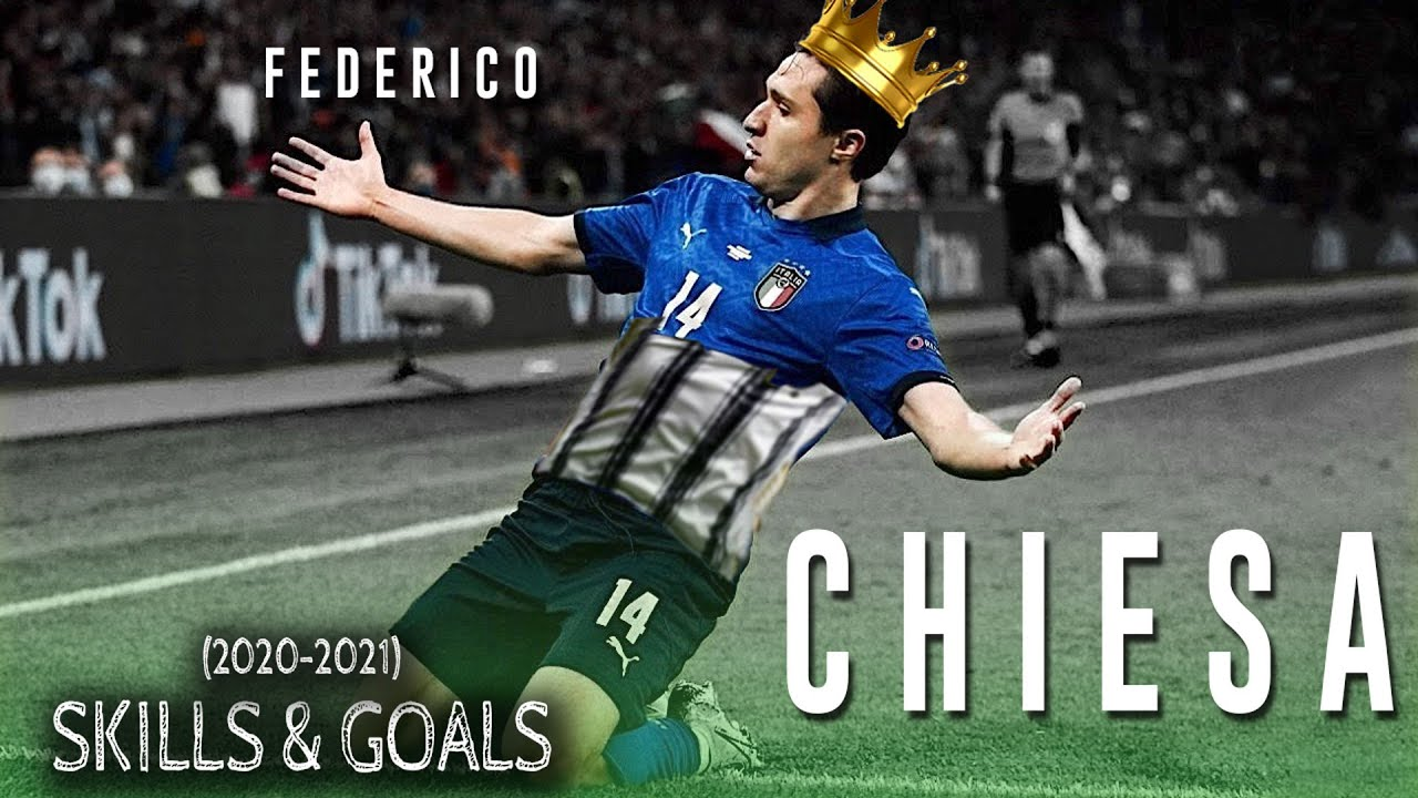"""Ecco PERCHÈ la Juventus ha rifiutato 100 MILIONI per FEDERICO CHIESA"" ⚪⚫🇮🇹 (Goals & Skills 2020/21)"