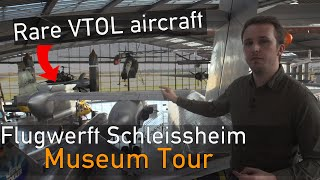 High Speed Museum Tour - Flugwerft Schleissheim [Deutsches Museum]