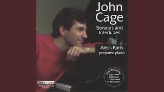 Sonatas and Interludes for Prepared Piano: X. Interlude No. 2