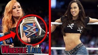 8 WWE EVOLUTION RUMOURS, SURPRISES & RETURNS! | WrestleTalk