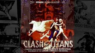 Clash of the Titans (1981) Soundtrack by Laurence Rosenthal (Suite)
