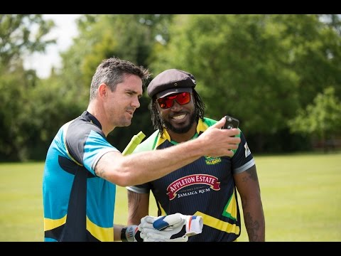 Big Six Competition  Kevin Pietersen vs Chris Gayle