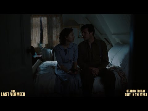 """The Last Vermeer: ""I See Hope"" – Exclusive Marcus Theatres Clip"