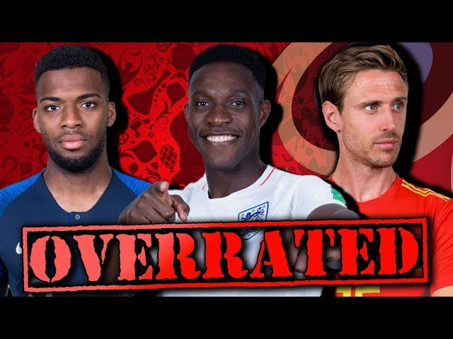 Most OVERRATED Players At The World Cup XI!