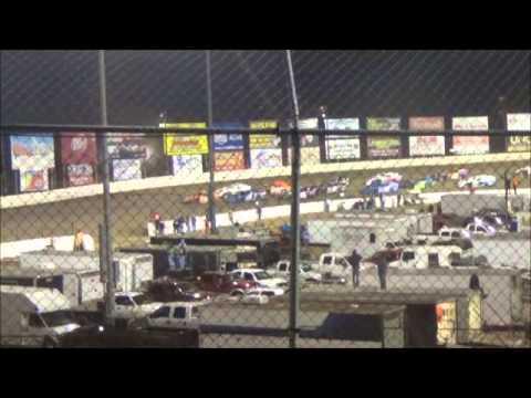 05 17 2014   Josh Russell Racing   Modified Feature   I 55 Raceway