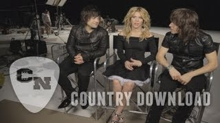 Behind the Scenes with The Band Perry  | Country Download Ep. 10 | Country Now