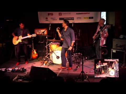 Lost Influence - Live @ Finance Live! 2014