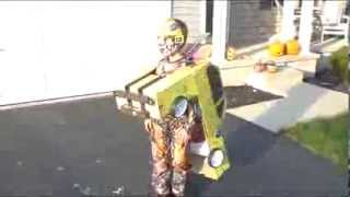 Video HALLOWEEN COSTUME 2013 TRANSFORMER BUMBLEBEE CAMARO Black and Yellow AUTOBOT download MP3, 3GP, MP4, WEBM, AVI, FLV Juli 2018
