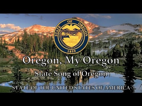 oregon state song usa