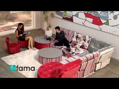 ARIANNE LOVE by SOFAS FAMA A COSTADESCANS MATARO