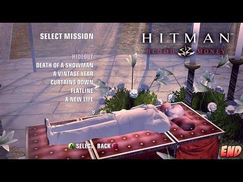 Hitman Blood Money Walkthrough Gameplay Part 12 - Game Ending
