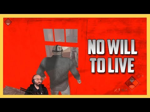 No Will To Live - Friday the 13th The Game